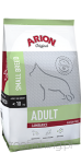 ARION Original Adult Small Breed 7,5kg jagnięcina-ryż