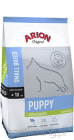 ARION Original Puppy Small Breed 7,5kg kurczak-ryż