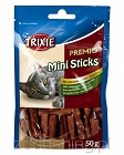 TRIXIE Premio Mini Sticks Kot 50g TX-42708