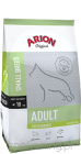 ARION Original Adult Small Breed 7,5kg kurczak-ryż