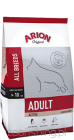 ARION Original Adult Active 12kg kurczak-ryż